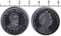 Изображение Монеты Виргинские острова 10 долларов 2006  Proof-