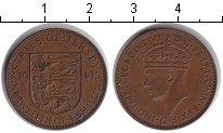 Изображение Монеты Великобритания Остров Джерси 1/12 шиллинга 1947 Медь XF