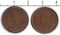 Изображение Монеты Канада 1 цент 1913 Медь XF