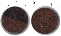 Изображение Монеты Швеция 2 эре 1933 Медь XF