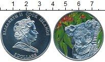 Изображение Монеты Острова Кука 5 долларов 2011 Серебро Proof Елизавета II. Коала