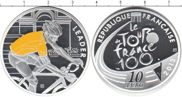 Картинка Монеты Франция 10 евро Серебро 2013