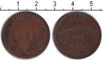 Изображение Монеты Остров Принца Эдварда 1 цент 1857 Медь