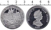 Изображение Монеты Острова Кука 1 доллар 2007 Серебро Proof-