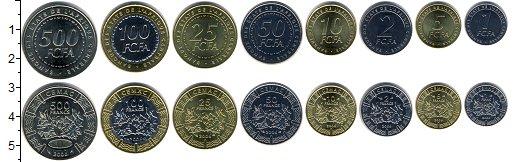 Изображение Наборы монет КФА КФА 2006 2006  UNC- В наборе 8 монет ном