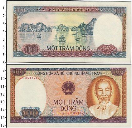 Картинка Банкноты Вьетнам 100 донг  0