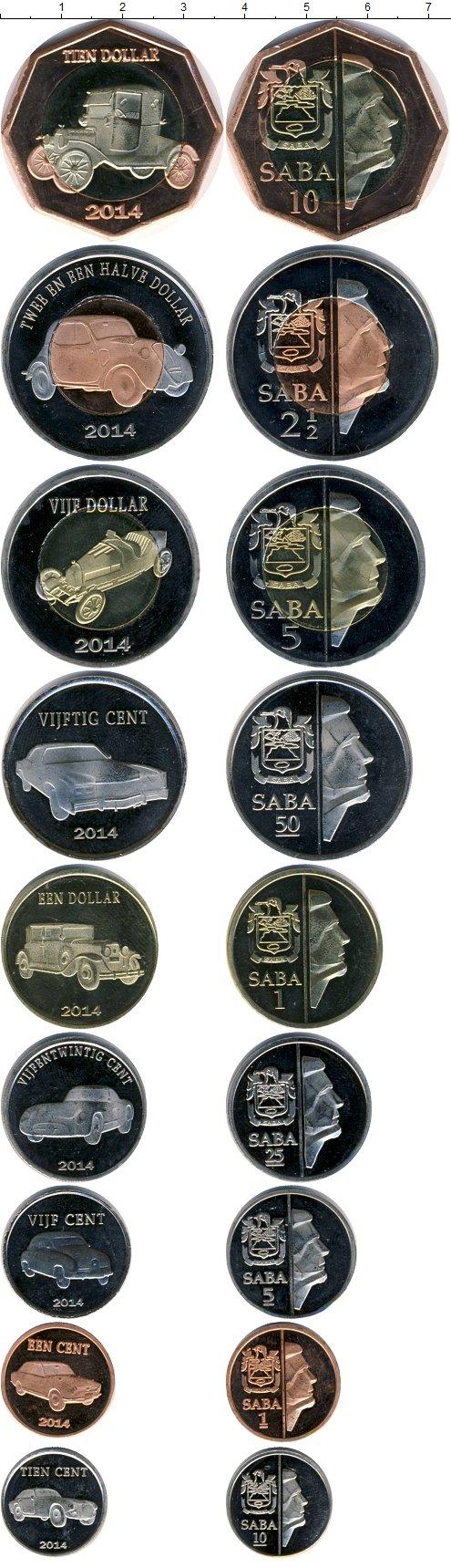 Картинка Наборы монет Саба Саба 2014  2014
