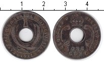Изображение Монеты Уганда 1 цент 1911 Медно-никель VF