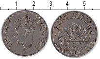 Изображение Монеты Восточная Африка 1 шиллинг 1948 Медно-никель XF