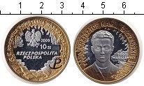 Изображение Монеты Польша 10 злотых 2009 Биметалл Proof- Камил Базинский