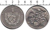 Изображение Монеты Куба 1 песо 1995 Медно-никель UNC-