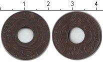 Изображение Монеты Восточная Африка 1 цент 1935 Медь XF Георг VI