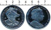 Изображение Монеты Виргинские острова 10 долларов 2006 Серебро Proof Яков I