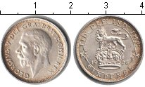 Изображение Монеты Великобритания 6 пенсов 1926 Серебро UNC- Георг V