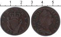 Изображение Монеты Ирландия 1/2 пенни 1775 Медь