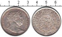 Изображение Монеты Великобритания 1/2 кроны 1817 Серебро XF Георг III