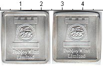 Изображение Монеты Великобритания жетон 0 Серебро UNC