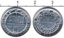 Изображение Дешевые монеты Сан-Марино 1 лира 1977
