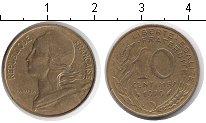 Изображение Барахолка Франция 10 сантимов 1979