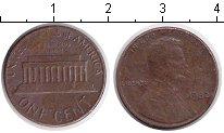 Изображение Дешевые монеты США 1 цент 1982