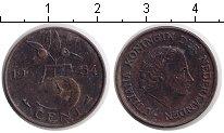 Изображение Барахолка Нидерланды 5 центов 1954