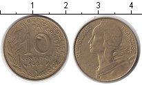 Изображение Дешевые монеты Франция 10 сантим 1984