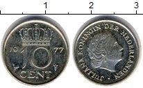 Изображение Барахолка Нидерланды 10 центов 1977