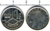 Изображение Дешевые монеты Бельгия 1 франк 1989