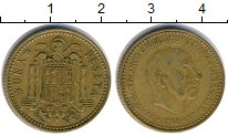Изображение Дешевые монеты Испания 1 песета 1966