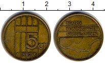 Изображение Барахолка Нидерланды 5 центов 1992