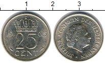 Изображение Барахолка Нидерланды 25 центов 1965