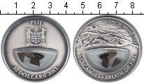 Изображение Монеты Фиджи 10 долларов 2013 Серебро Proof
