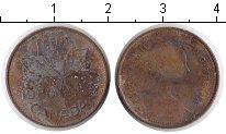 Изображение Дешевые монеты Канада 1 цент 1980