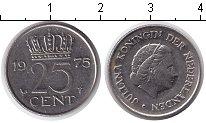 Изображение Барахолка Нидерланды 25 центов 1975