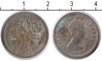 Изображение Дешевые монеты Великобритания 6 пенсов 1961