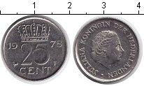 Изображение Барахолка Нидерланды 25 центов 1978