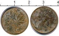 Изображение Дешевые монеты Канада 1 цент 1976