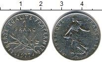 Изображение Барахолка Не определено 1 франк 1977