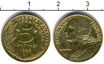 Изображение Дешевые монеты Не определено 5 сантим 1996