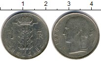 Изображение Барахолка Не определено 1 франк 1976