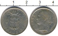 Изображение Дешевые монеты Не определено 1 франк 1965