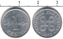 Изображение Дешевые монеты Не определено 1 пенни 1976