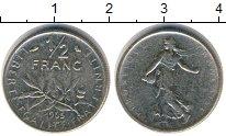 Изображение Дешевые монеты Не определено 1/2 франка 1965