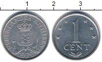 Изображение Дешевые монеты Антильские острова 1 цент 1979