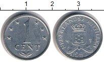 Изображение Барахолка Антильские острова 1 цент 1982