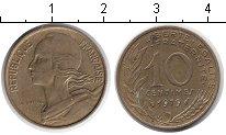 Изображение Барахолка Не определено 10 сантимов 1979 Медь XF