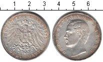 Изображение Монеты Бавария 3 марки 1912 Серебро XF Отто. D