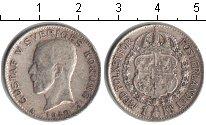 Изображение Монеты Швеция 1 крона 1940 Серебро VF