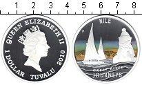 Изображение Монеты Тувалу 1 доллар 2010 Серебро Proof-
