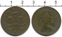 Изображение Барахолка Великобритания 2 пенса 1971